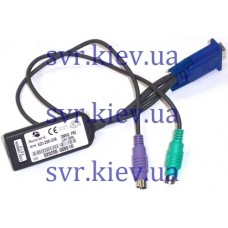 Avocent DSRIQ-PS2 Switch Interface Cable