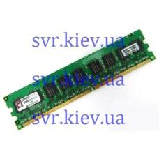 1GB PC2-5300P ECC (DDR2) HYS72T128000HP-3S-B Qimonda