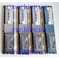 2GB PC2-5300F ECC (DDR2) 398707-051 HP